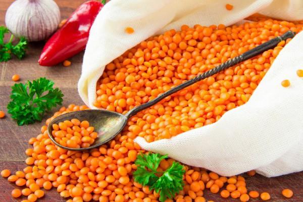 польза растительного заменителя мясных продуктов - Чечевица