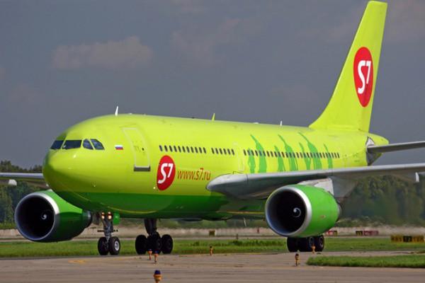 S7 Airlines начинает полеты в Неаполь и Афины